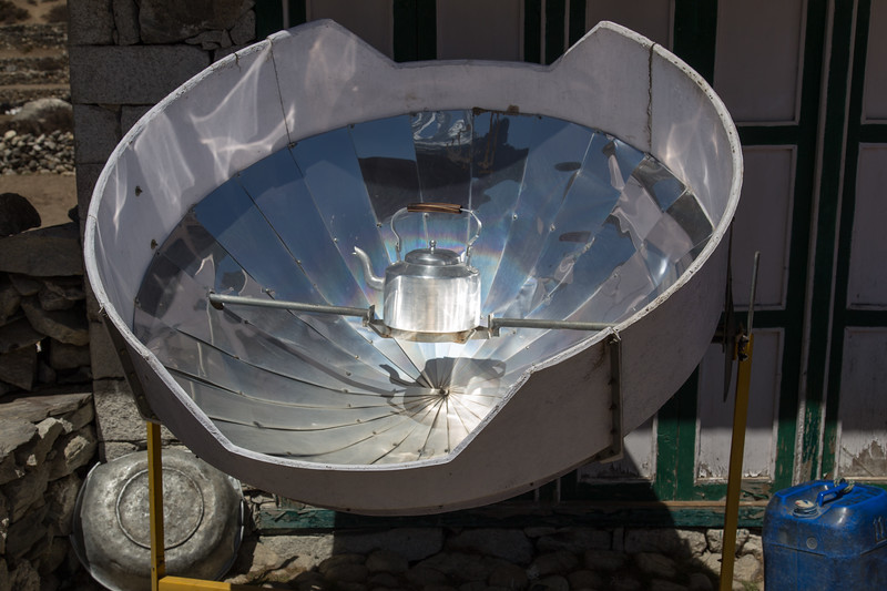 Variation of Solar Oven