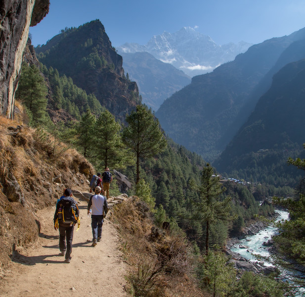The Path to Everest