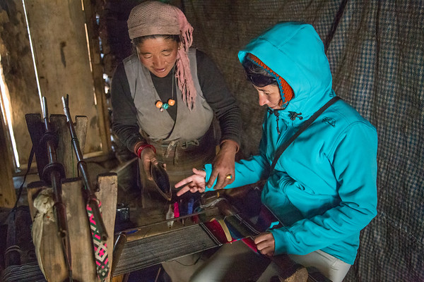 Learning the Loom