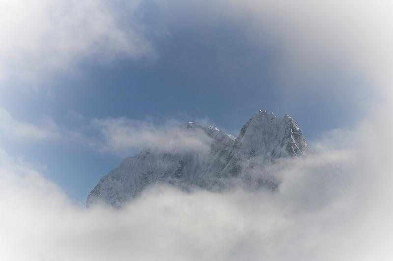 Framed Peak