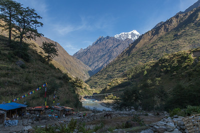 Manaslu Trek Day 5.1