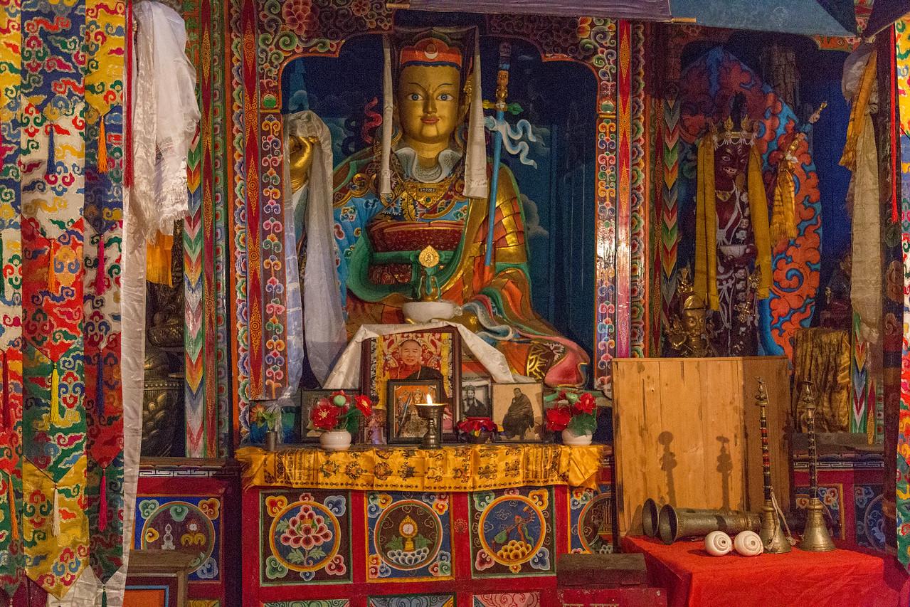 Temple in Samagaun