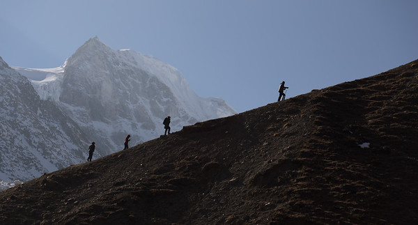 Manaslu Trek Day 11