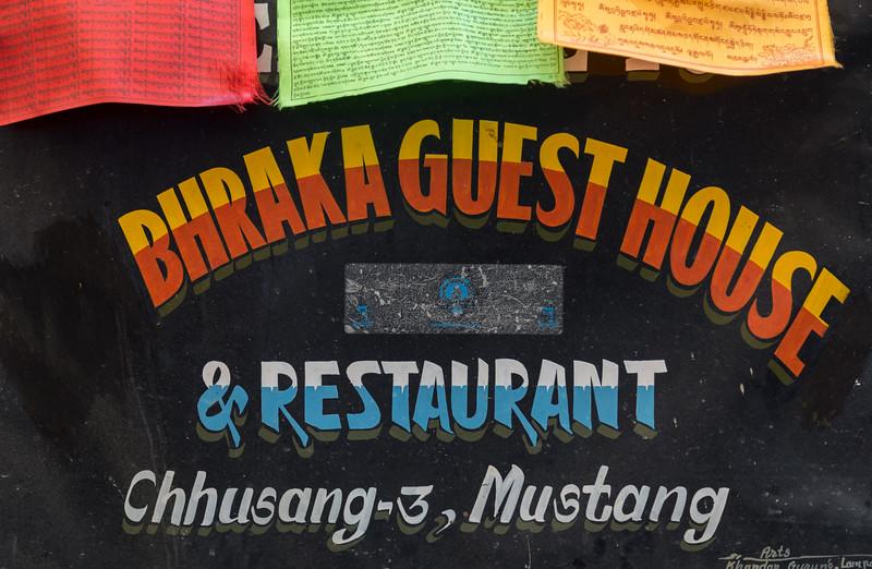 Bhraka Guest House & Restaurant