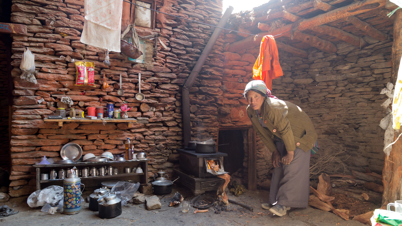 Monastery Cook