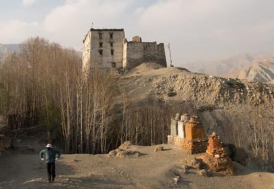 Palace at Tsarang