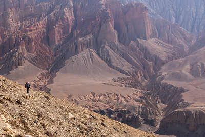 Red Walled Canyon