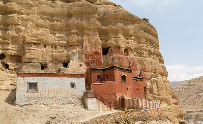 Nyphu Monastery & Caves