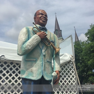 August 4-8, New Orleans, Satchmo Summerfest celebrating Louis Armstrong's musical legacy