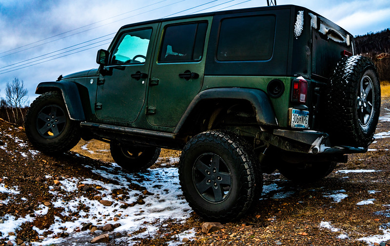 Man oh man I love this Jeep
