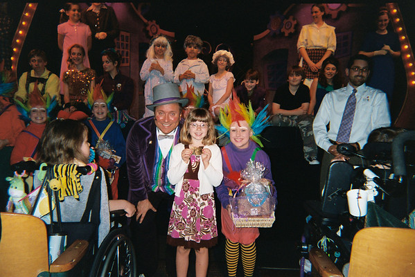 Willy Wonka 2009