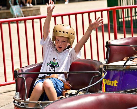 2010 Cedar Point Adventure