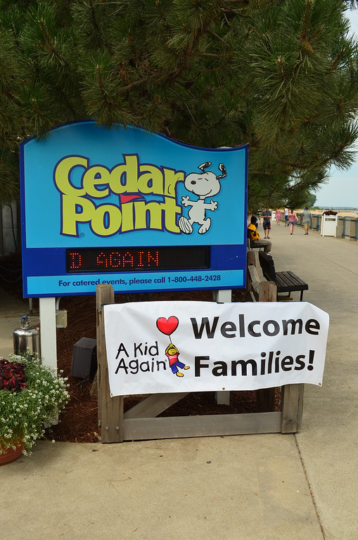 Cedar Point 2012