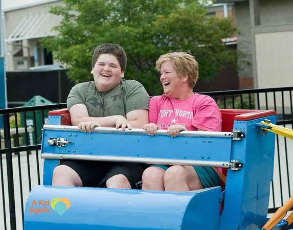 Cedar Point Adventure 2014