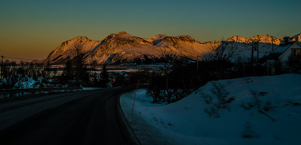 Always love that Alpine Glow