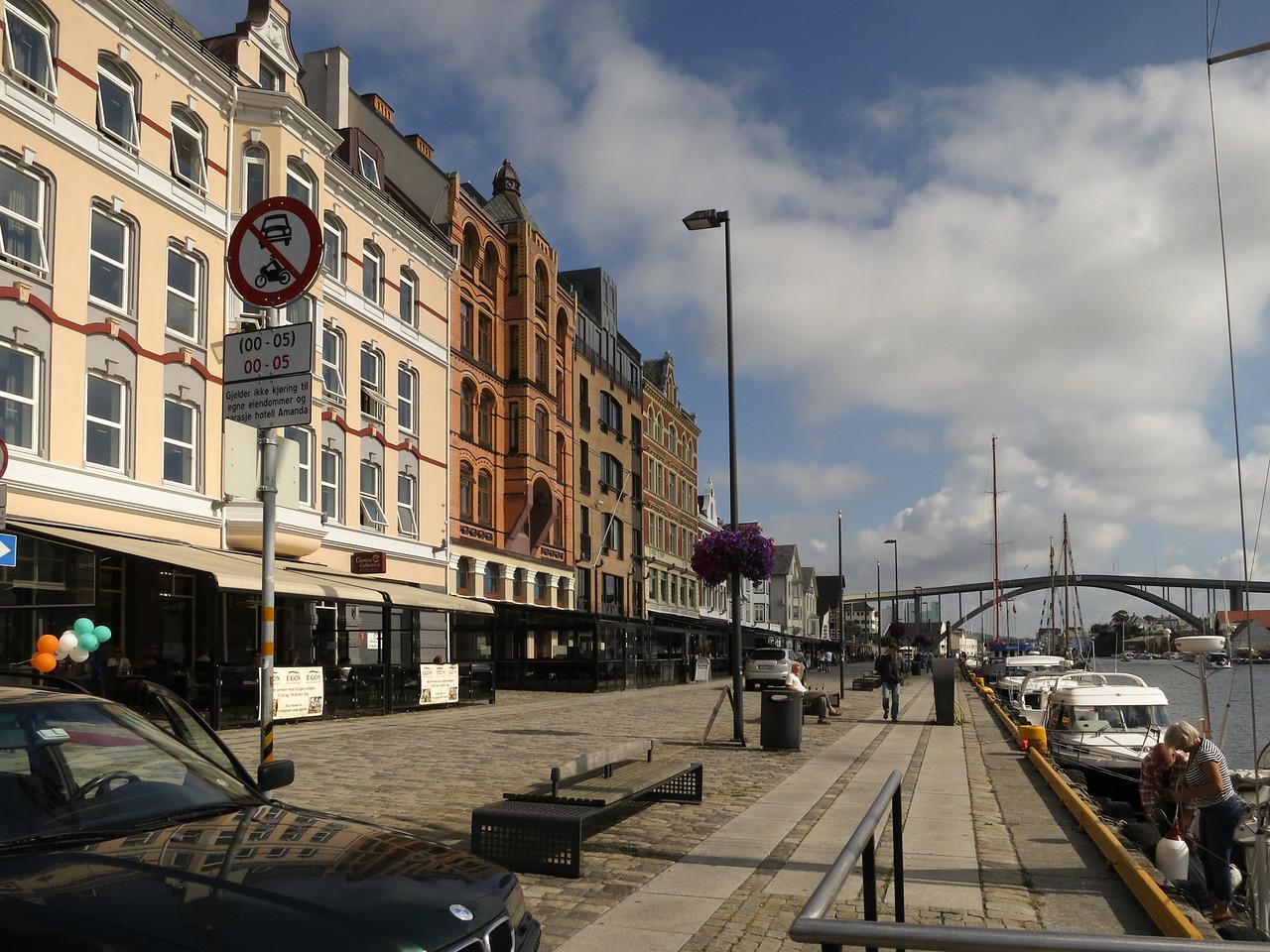 Waterfront Haugesund