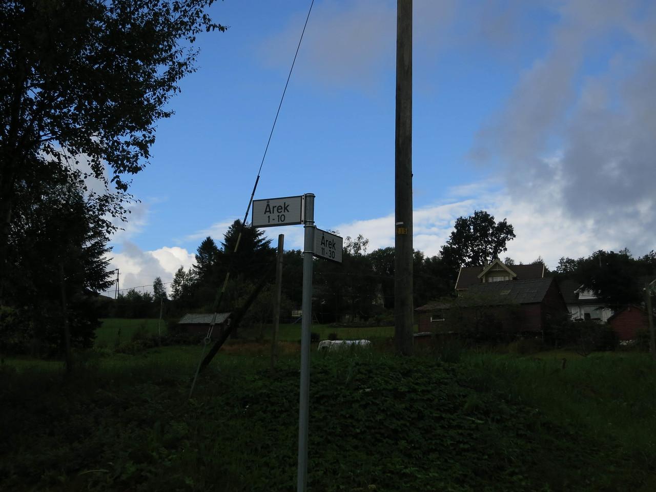 Årek farm