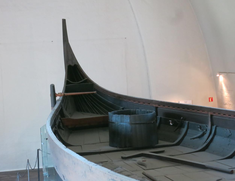 Gokstad ship