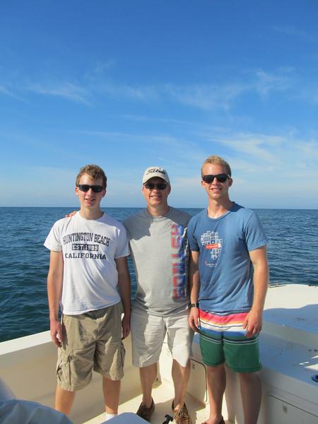 Off Shore Fishing