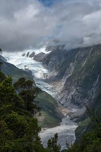 Franz Josef Glacier View