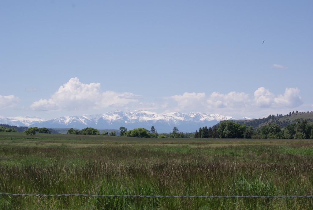 Bear Tooth Mountains, Montana