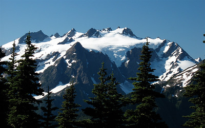 This was taken from the High Divide Trail, Washingrton State