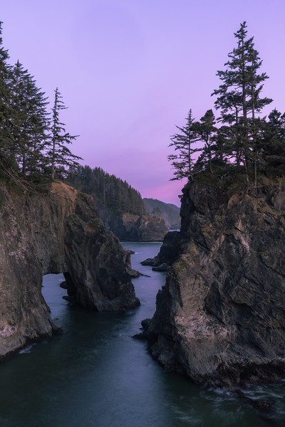 Twilight on the Coast