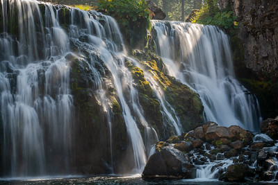 Waterfalls of Northern California