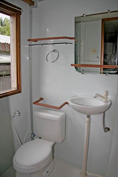Our little bathroom