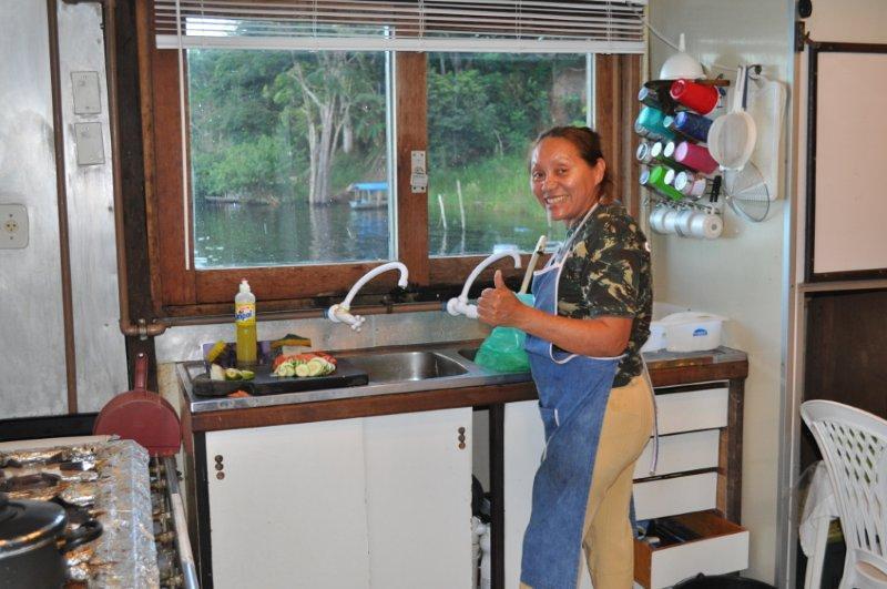 Josephina the cook