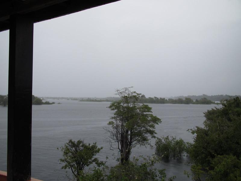 Rain and high water!