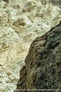 Contrasting Rock, Golden Canyon