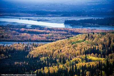 More fall colors in Fairbanks