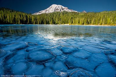 Tipsoo and Reflection Lakes, MRNP 2014