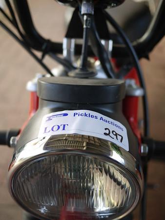 2012, Jan, Postie Bike Ride