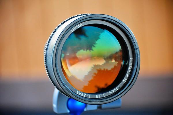 Nikon Nikkor 300mm f2 8 004
