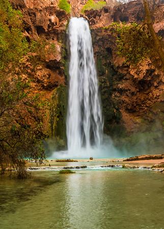 Back to Mooney Falls