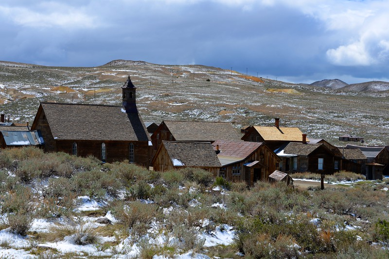 Bodie Ghost Town 002