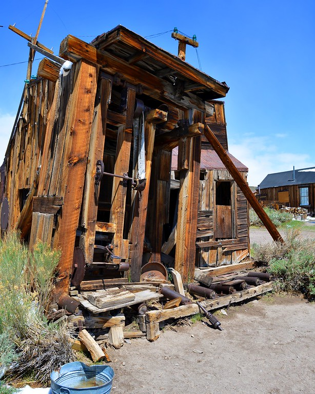 Bodie Ghost Town 008