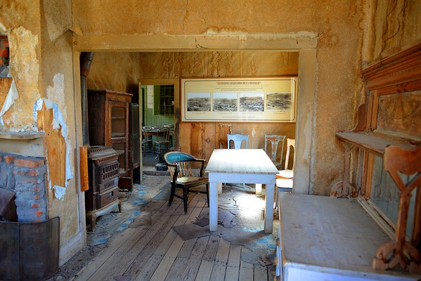 Bodie Ghost Town 005