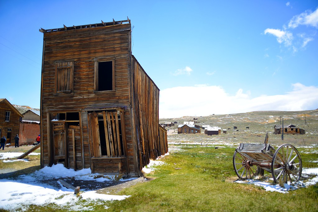 Bodie Ghost Town 018