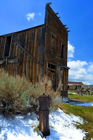 Bodie Ghost Town 019