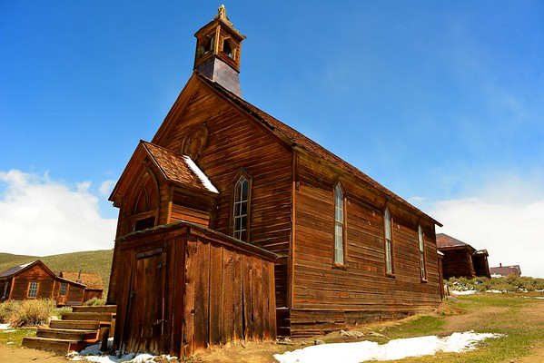 Bodie Ghost Town 004
