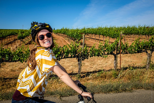 Sonoma Bicycle Riding-3