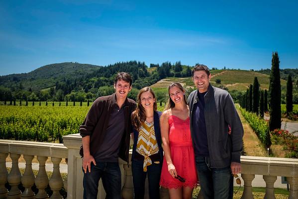 Sonoma Ferrari-Carano Winery-6