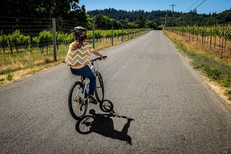Sonoma Bicycle Riding-2