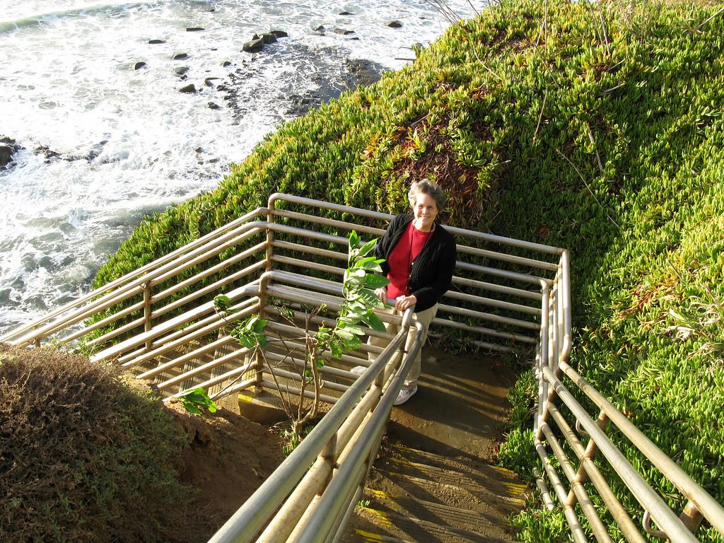 Sunset Cliffs - December 1, 2007