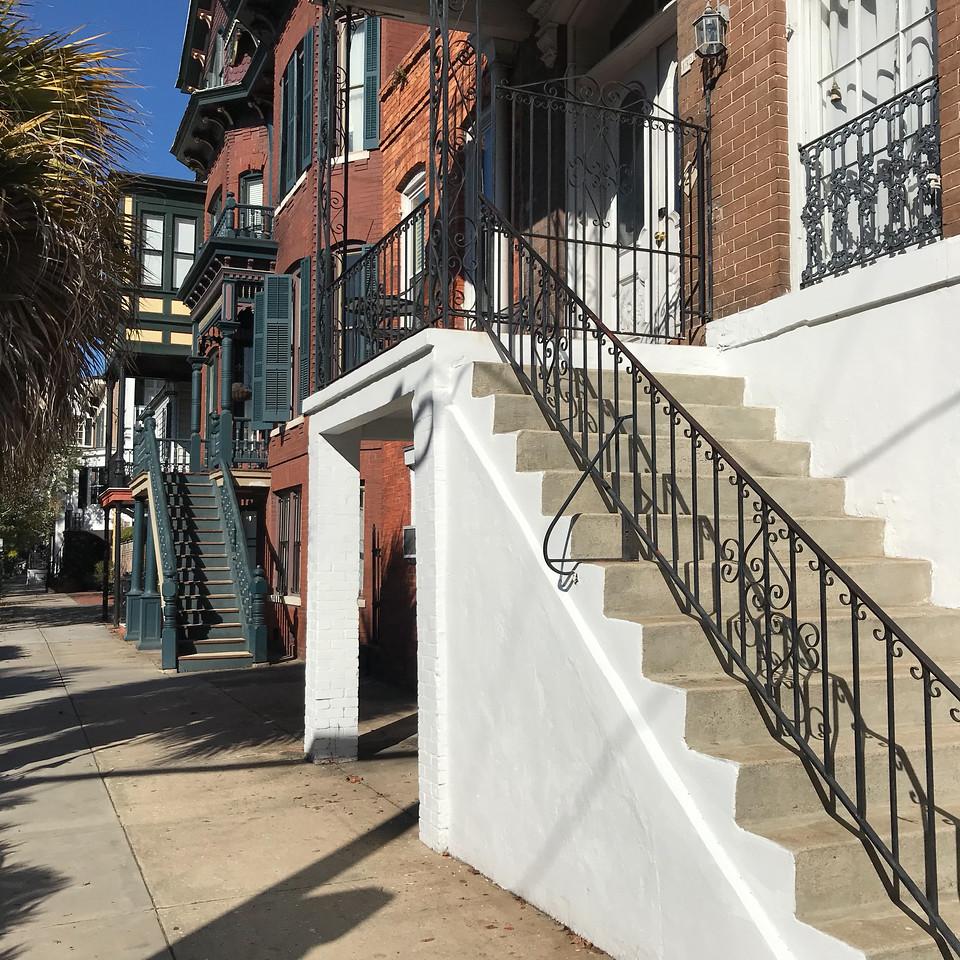 Architectural Savannah Tour