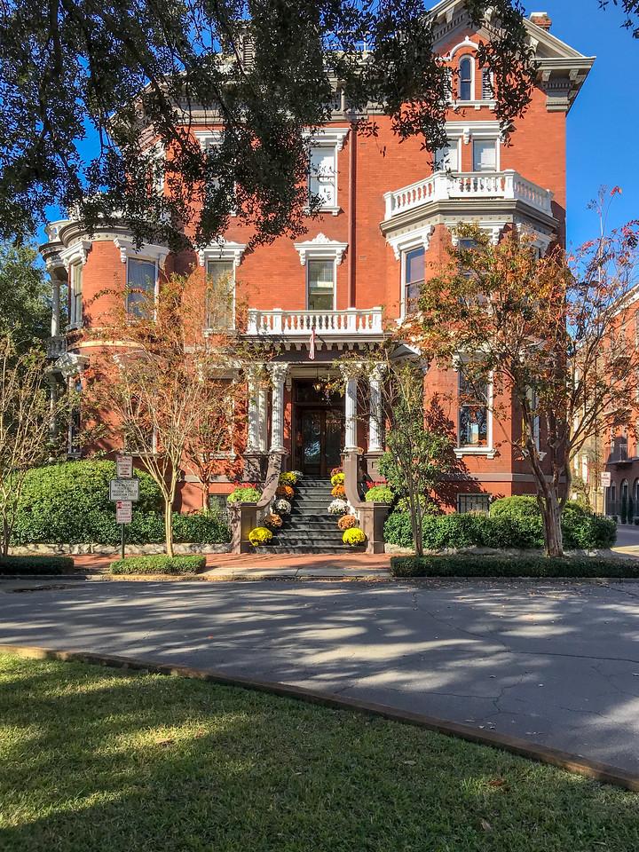 Architectural Savannah Tour - Kehoe House