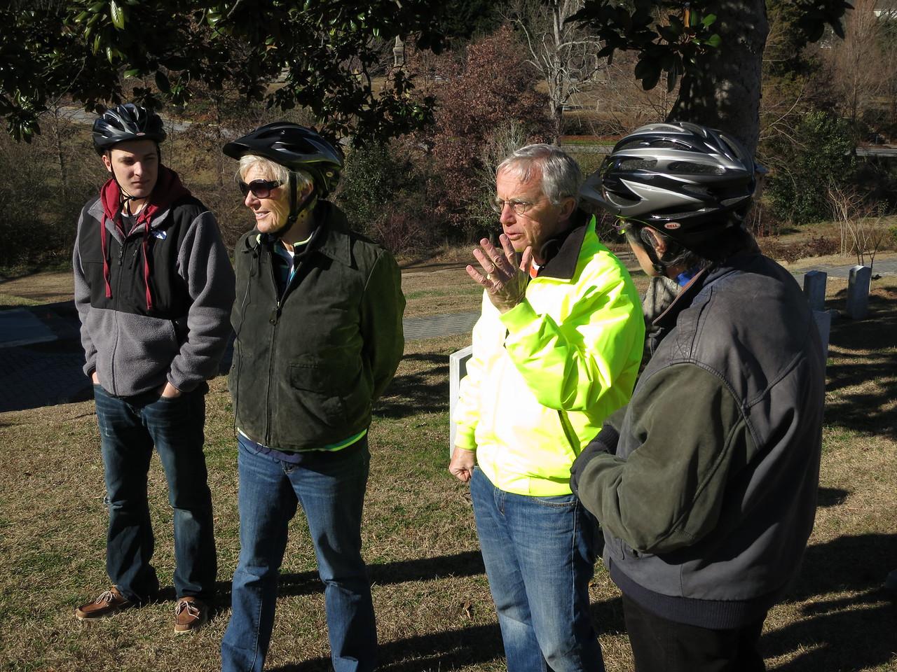 Segway Tour of Oakwood